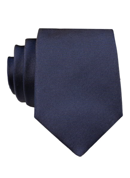 HUGO Krawatte, Farbe: DUNKELBLAU (Bild 1)