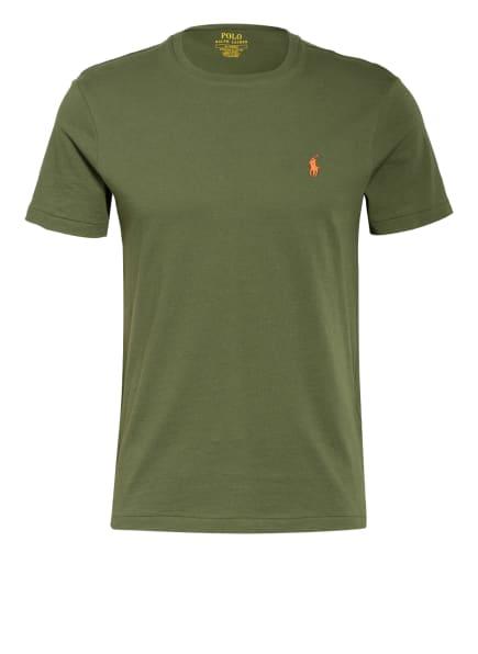 POLO RALPH LAUREN T-Shirt, Farbe: OLIV (Bild 1)
