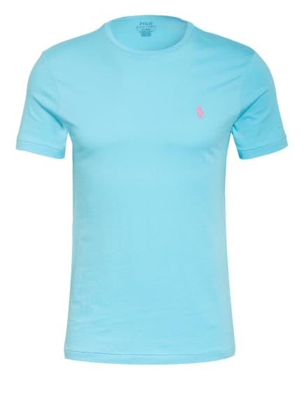 POLO RALPH LAUREN T-Shirt, Farbe: TÜRKIS (Bild 1)