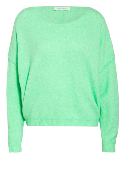 American Vintage Pullover, Farbe: NEONGRÜN (Bild 1)