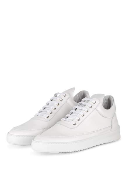 FILLING PIECES Sneaker LOW TOP , Farbe: WEISS (Bild 1)