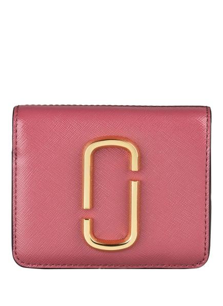 MARC JACOBS Saffiano-Geldbörse , Farbe: ROSA/ ROT (Bild 1)