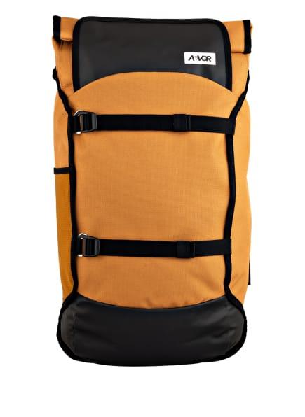 AEVOR Rucksack TRIP PACK 31 l (erweiterbar auf 33 l) mit Laptop-Fach , Farbe: COGNAC (Bild 1)