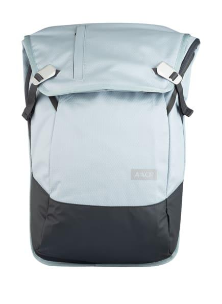AEVOR Rucksack DAYPACK PROOF 18 l (erweiterbar auf 28 l) mit Laptop-Fach, Farbe: HELLBLAU/ DUNKELGRAU (Bild 1)