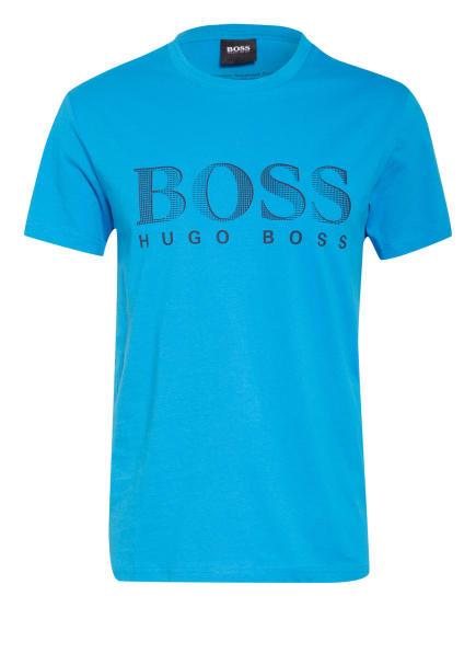 BOSS T-Shirt, Farbe: BLAU (Bild 1)
