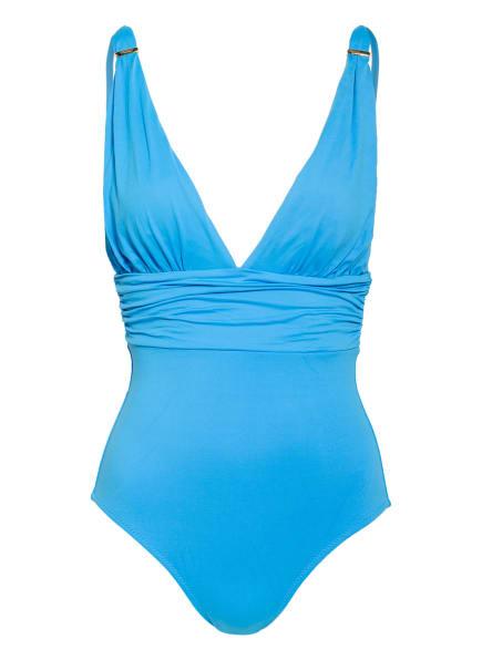 MELISSA ODABASH Badeanzug PANAREA, Farbe: TÜRKIS (Bild 1)