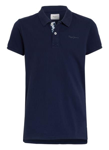 Pepe Jeans Piqué-Poloshirt, Farbe: DUNKELBLAU (Bild 1)