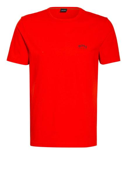 BOSS T-Shirt CURVED, Farbe: ROT (Bild 1)