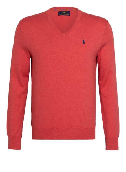 POLO RALPH LAUREN Pullover, Farbe: HELLROT (Bild 1)