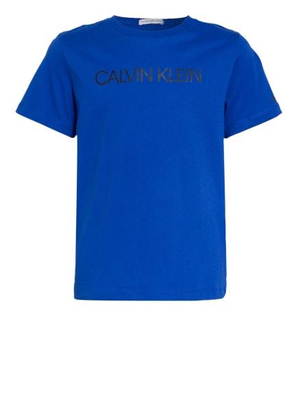 Calvin Klein T-Shirt, Farbe: BLAU (Bild 1)