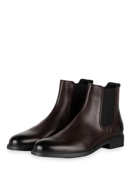 BOSS Chelsea-Boots FIRSTCLASS, Farbe: DUNKELBRAUN (Bild 1)