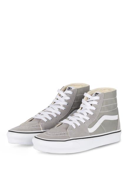 VANS Hightop-Sneaker SKATE HIGH , Farbe: HELLGRAU/ WEISS (Bild 1)