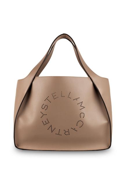 STELLA McCARTNEY Hobo-Bag mit Pouch, Farbe: BEIGE (Bild 1)