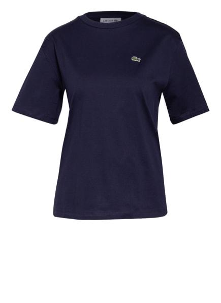 LACOSTE T-Shirt, Farbe: DUNKELBLAU (Bild 1)