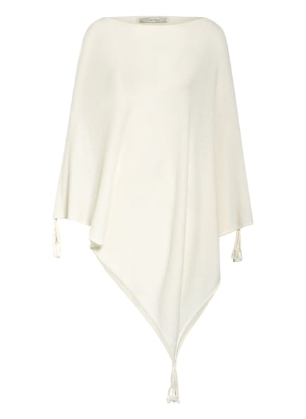 lilienfels Cashmere-Poncho, Farbe: CREME (Bild 1)