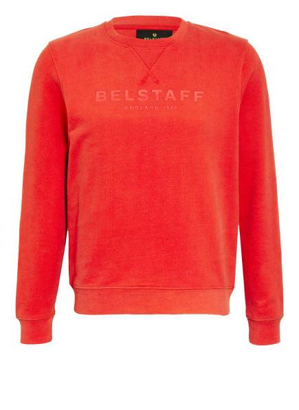 BELSTAFF Sweatshirt 1924, Farbe: ROT (Bild 1)