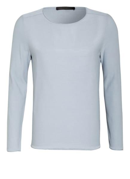 DRYKORN Pullover RIK, Farbe: BLAUGRAU (Bild 1)