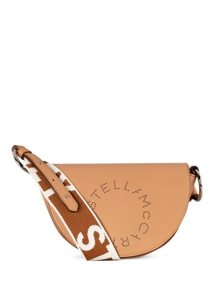STELLA McCARTNEY Schultertasche MINI MARLEE, Farbe: CAMEL (Bild 1)