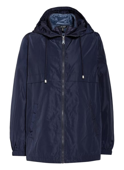 LAUREN RALPH LAUREN 2-in-1-Jacke mit herausnehmbarer Steppweste, Farbe: DUNKELBLAU (Bild 1)