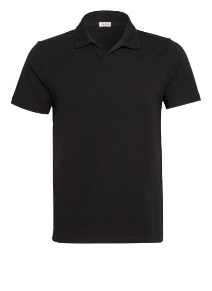 Filippa K Jersey-Poloshirt, Farbe: SCHWARZ (Bild 1)