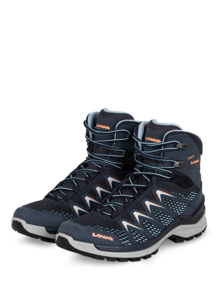 LOWA Outdoor-Schuhe INNOX PRO GTX MID , Farbe: GRAU/ HELLBLAU (Bild 1)