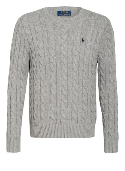 POLO RALPH LAUREN Pullover, Farbe: GRAU/ HELLGRAU (Bild 1)