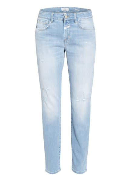 CLOSED 7/8-Jeans BAKER, Farbe: LBL Light Blue (Bild 1)