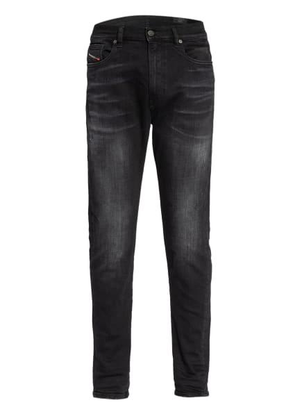 DIESEL Jeans D-AMNY Skinny Fit, Farbe: 02 BLACK/DENIM (Bild 1)