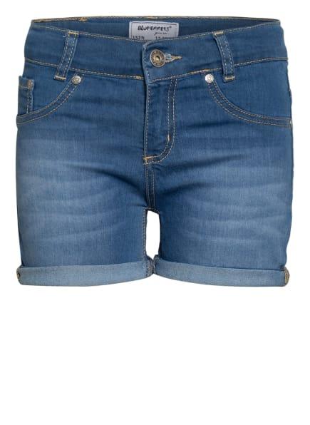 BLUE EFFECT Jeans-Shorts, Farbe: BLAU (Bild 1)