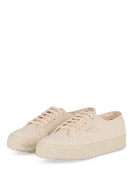 SUPERGA Sneaker 2730 COTU, Farbe: CREME (Bild 1)