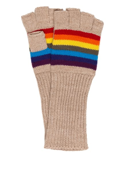 FRAAS Handschuhe, Farbe: BEIGE/ ORANGE/ BLAU (Bild 1)
