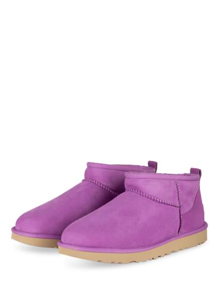 UGG Boots CLASSIC ULTRA MINI, Farbe: LILA (Bild 1)