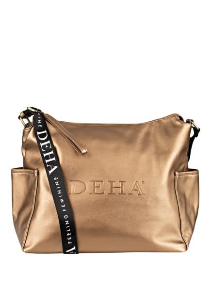 DEHA Sporttasche, Farbe: COGNAC (Bild 1)