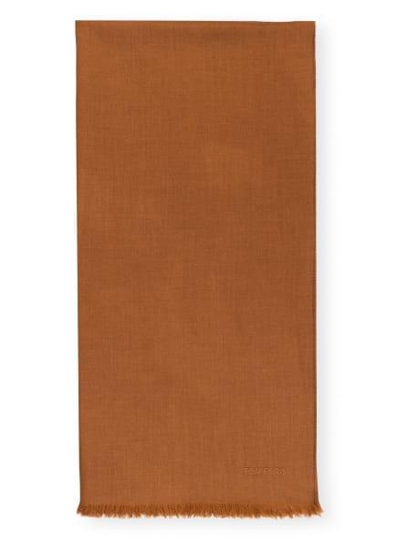 TOM FORD Tuch, Farbe: BRAUN (Bild 1)