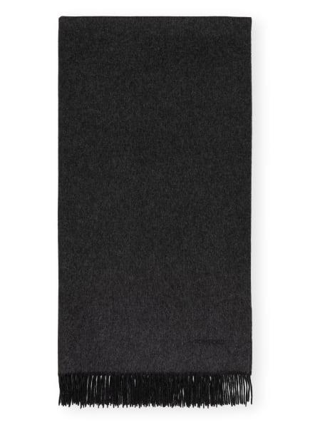 TOM FORD Cashmere-Schal, Farbe: DUNKELGRAU (Bild 1)