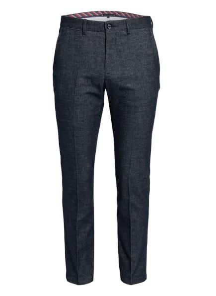 TOMMY HILFIGER Chino DENTON Straight Fit, Farbe: DUNKELBLAU/ CREME (Bild 1)