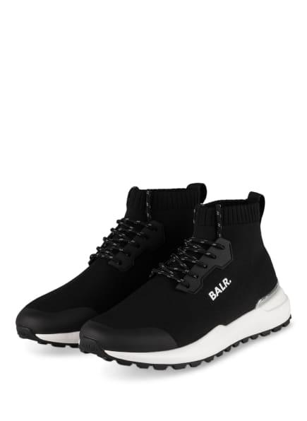 BALR. Hightop-Sneaker, Farbe: SCHWARZ (Bild 1)