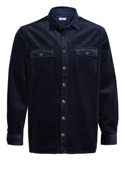PAUL Cord-Overshirt, Farbe: DUNKELBLAU (Bild 1)