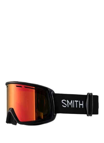 SMITH Skibrille RANGE, Farbe: SCHWARZ/ ORANGE/ GELB (Bild 1)
