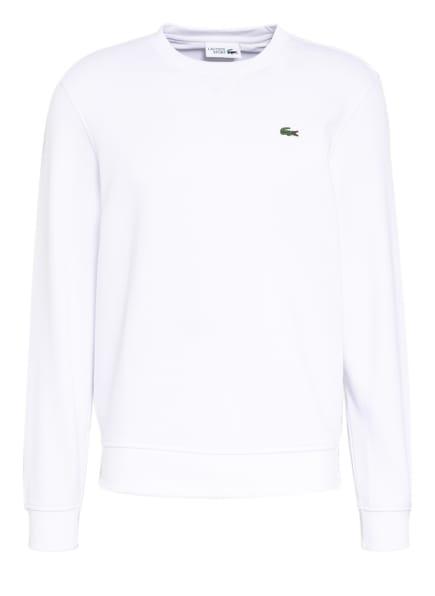 LACOSTE Sweatshirt , Farbe: WEISS (Bild 1)