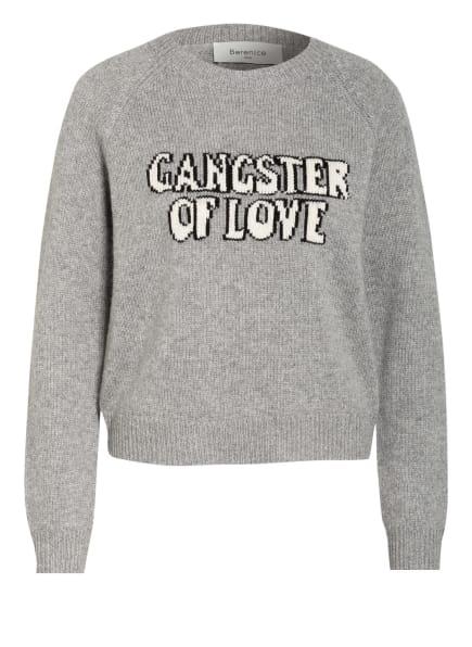 Berenice Cashmere-Pullover ASHER1AMT, Farbe: GRAU (Bild 1)