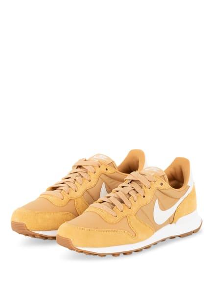 Nike Sneaker INTERNATIONALIST, Farbe: COGNAC/ WEISS (Bild 1)