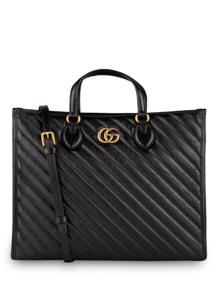 GUCCI Shopper GG MARMONT , Farbe: NERO (Bild 1)
