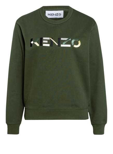 KENZO Sweatshirt , Farbe: KHAKI (Bild 1)