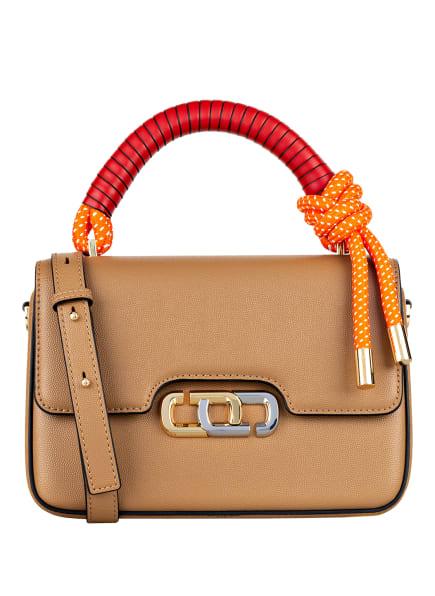 MARC JACOBS Handtasche THE J LINK, Farbe: COGNAC (Bild 1)
