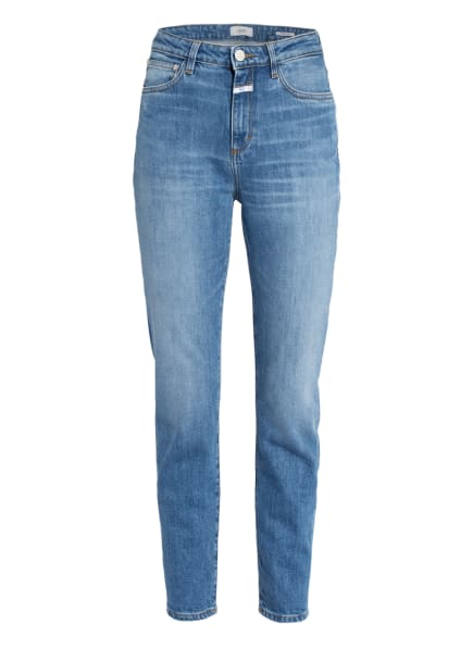 CLOSED Jeans BAKER HIGH, Farbe: MBL MID BLUE (Bild 1)