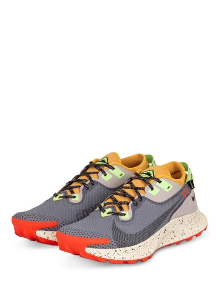Nike Trailrunning-Schuhe PEGASUS TRAIL 2 GTX, Farbe: GRAU/ ORANGE (Bild 1)