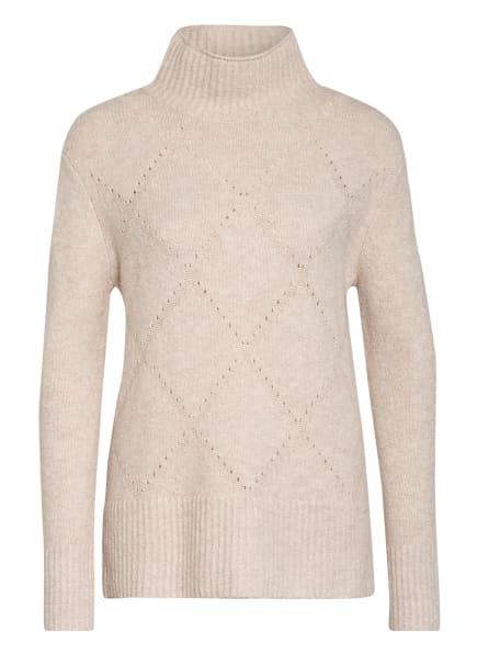 comma Oversized-Pullover , Farbe: CREME (Bild 1)