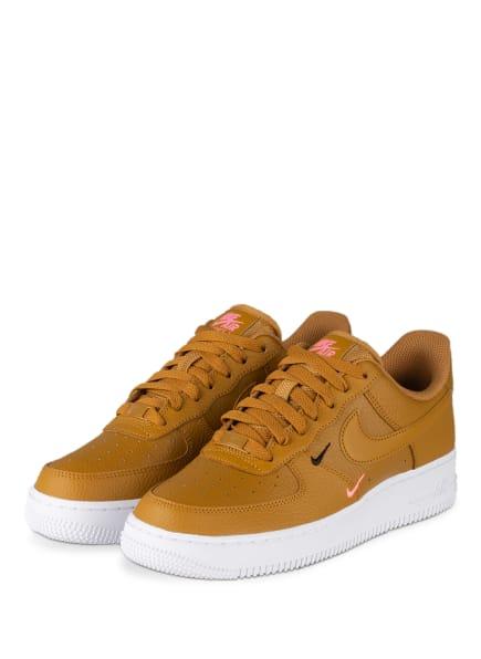 Nike Sneaker AIR FORCE 1´07 ESSENTIAL, Farbe: COGNAC (Bild 1)