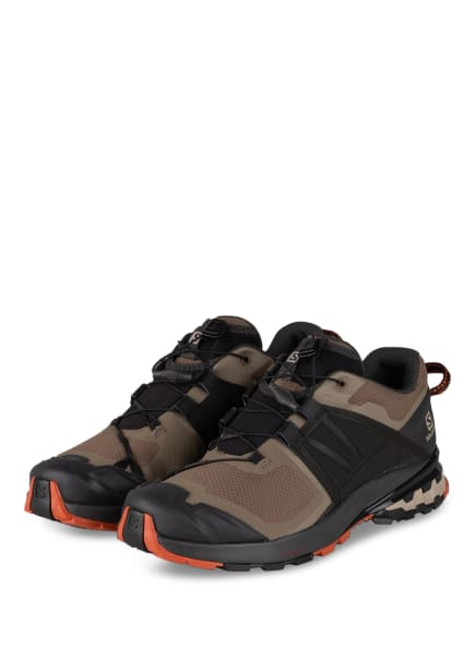 SALOMON Trailrunning-Schuhe XA WILD, Farbe: BEIGE/ SCHWARZ (Bild 1)